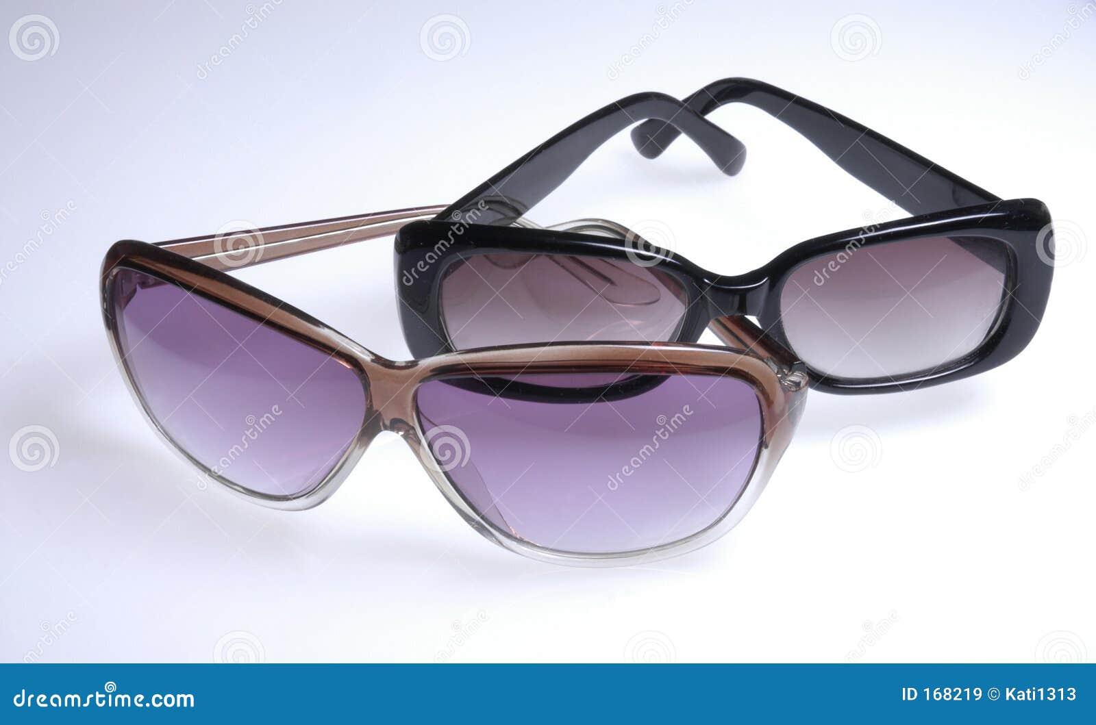 Two sunglasses