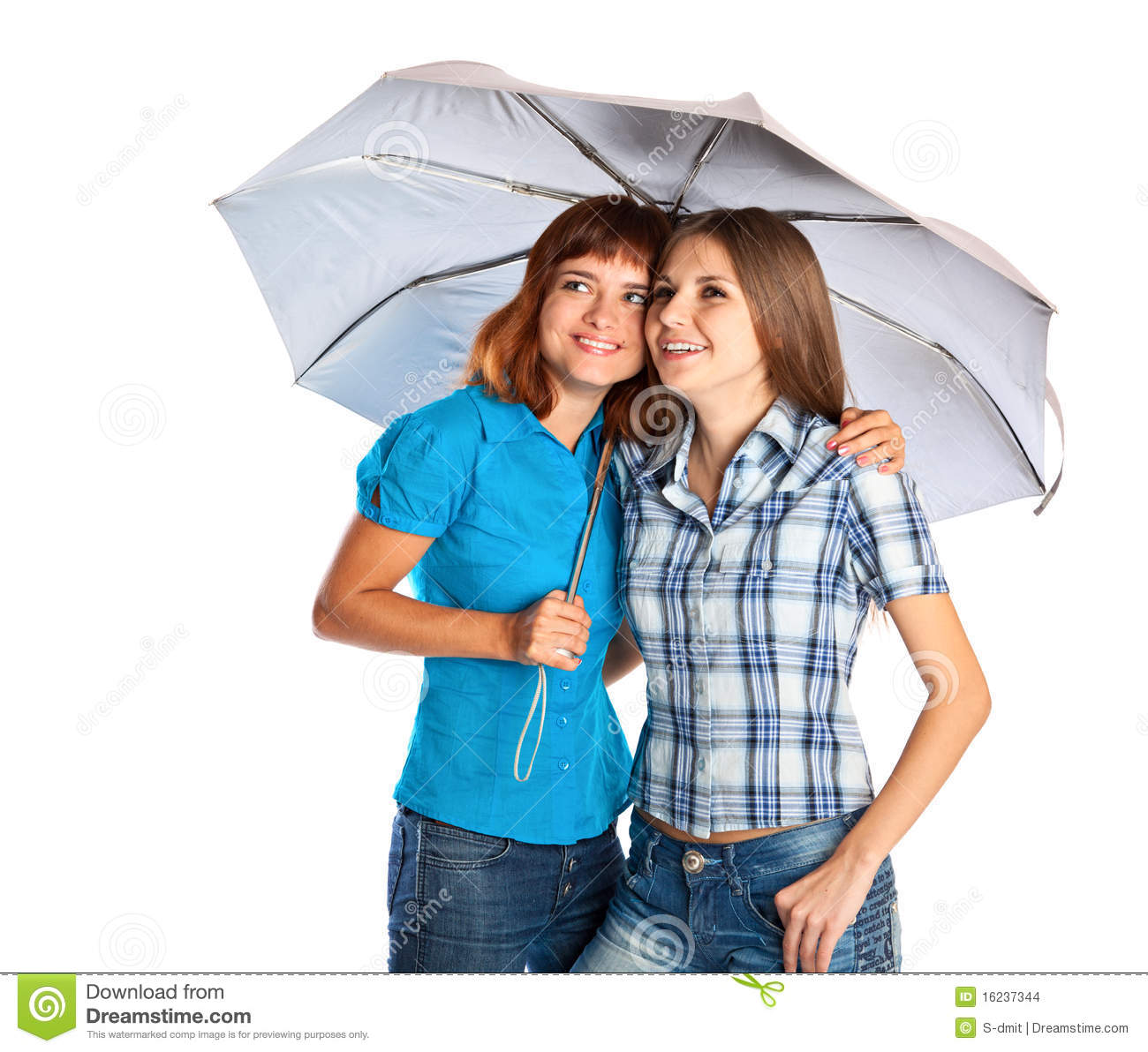 teen umbrella girls