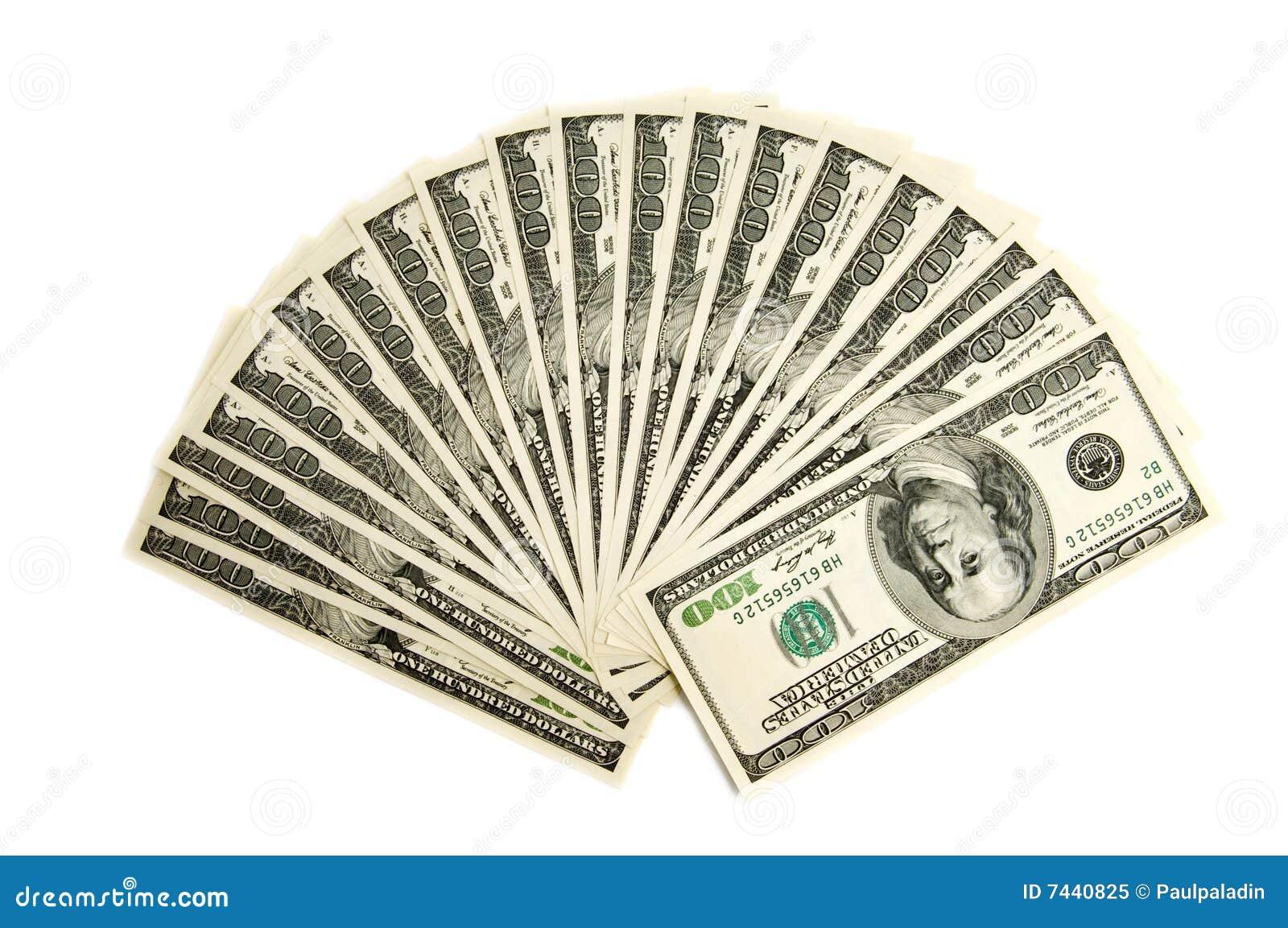 slang term for american paper dollar