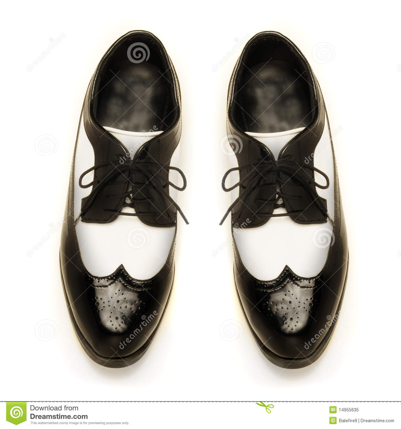 Two-tone Patent Leather Men S Shoes