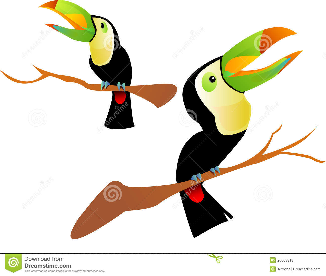 Viewing Gallery For - Toucan Clip Art