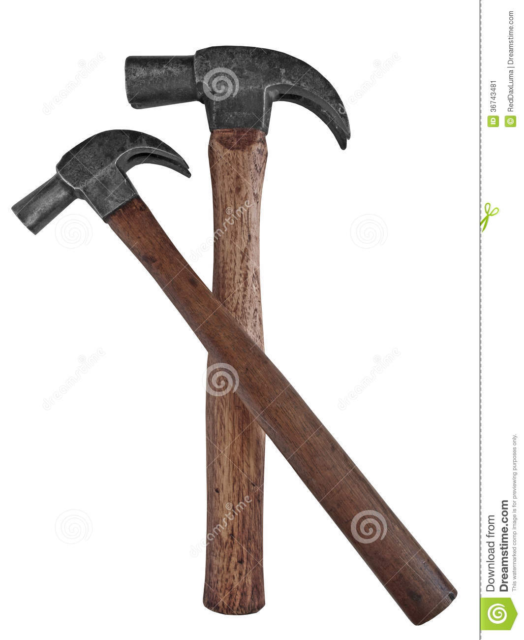 Industrial Craft  Hammer