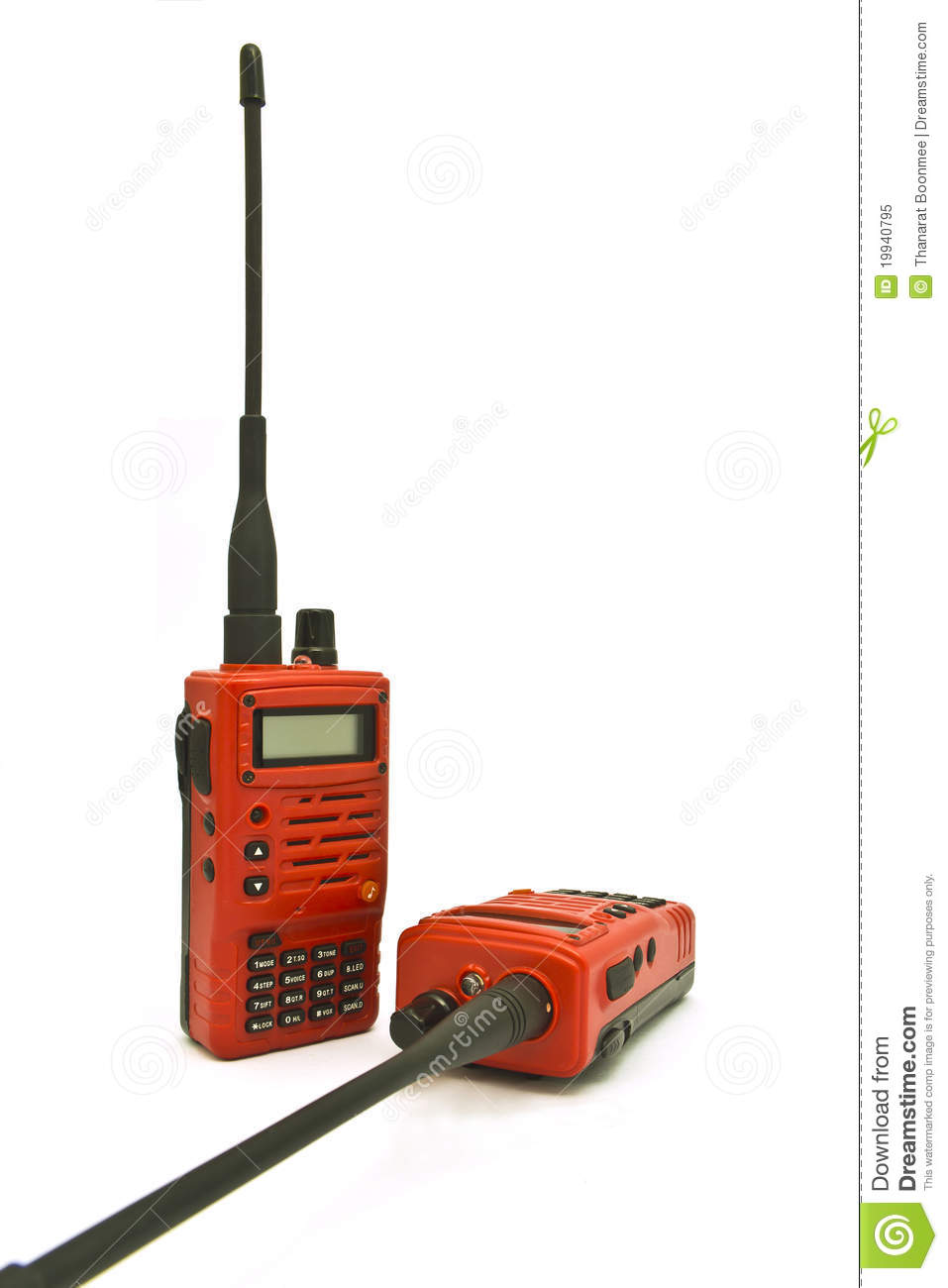 Cb radio communication