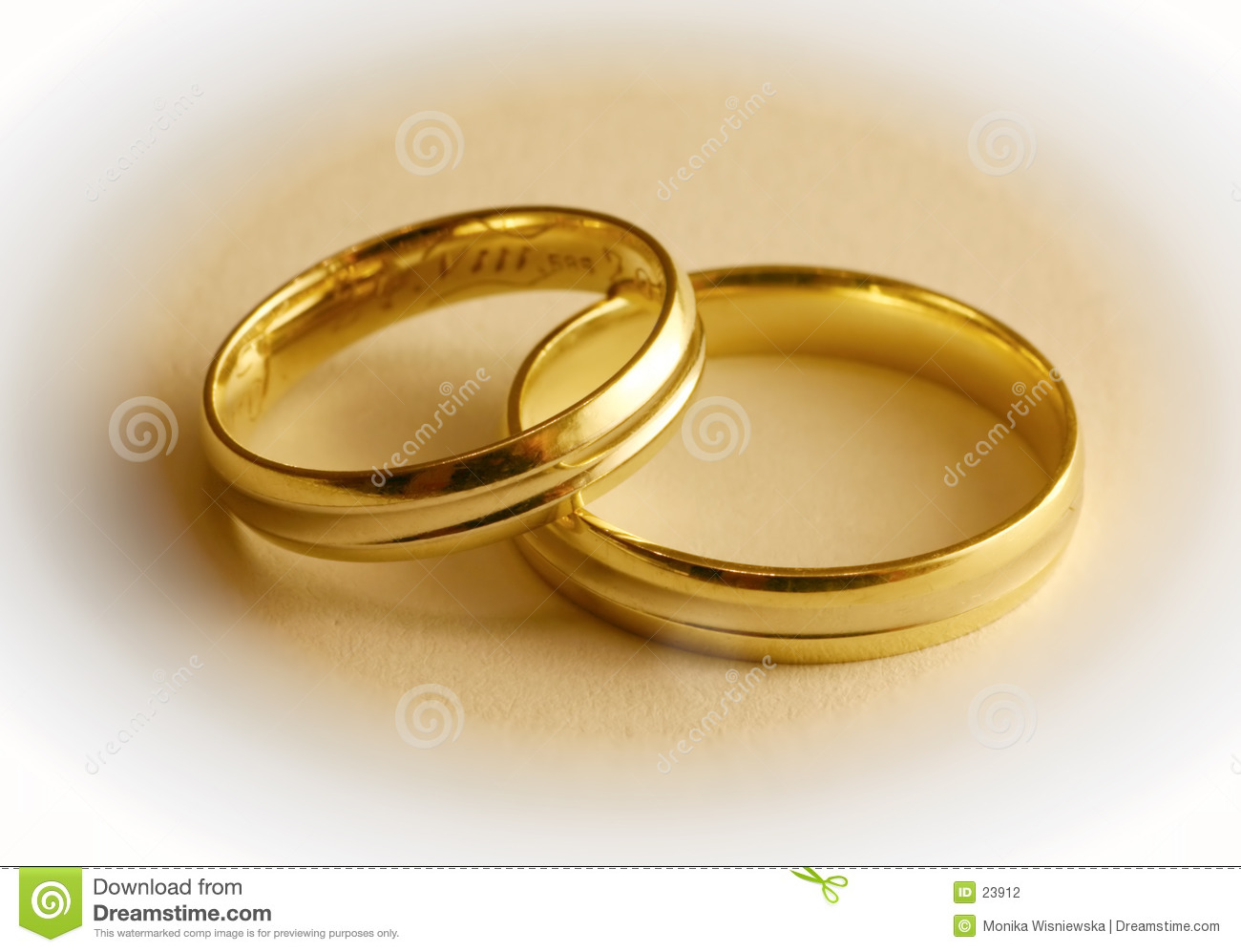 Royalty Free Stock Photo Download Two Wedding Rings