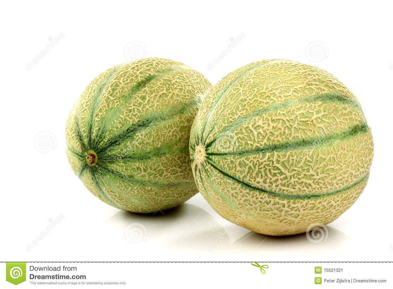 how to tell when a cantaloupe is ripe to eat