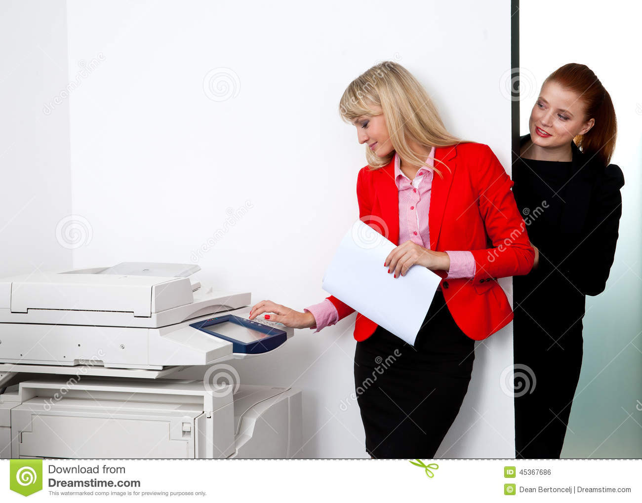 printer women The history of computer printers started in 1938 when chester carlson invented a dry printing process called electrophotography commonly called a xerox, the foundation technology for laser.