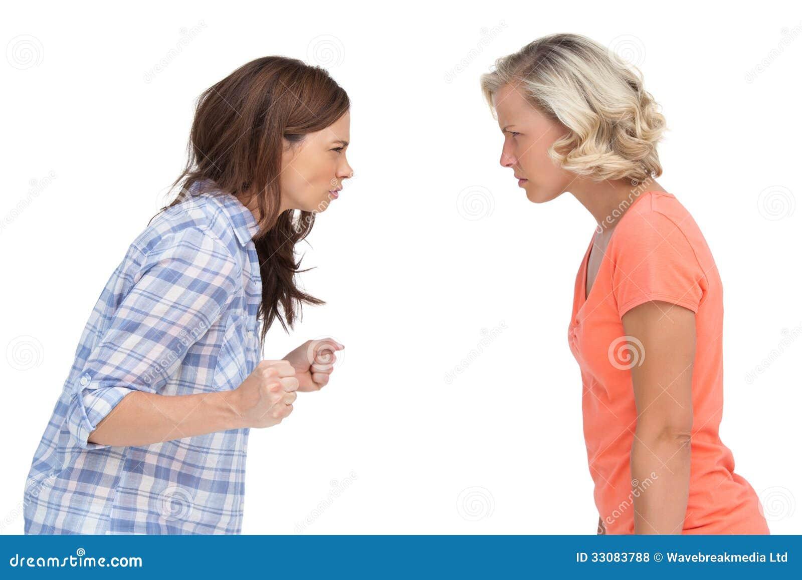 Фото две женщины