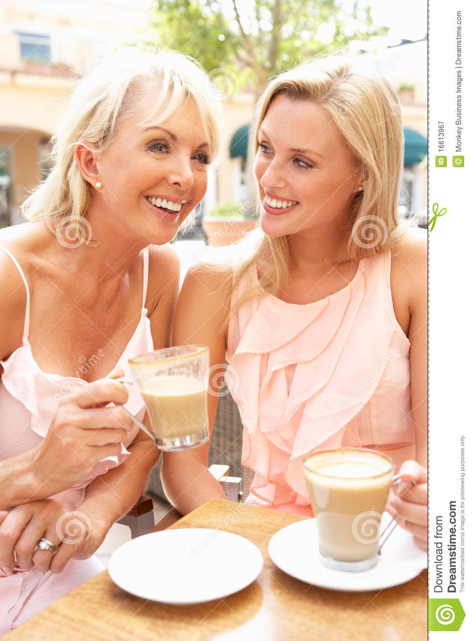 Two Woman In Cup 107