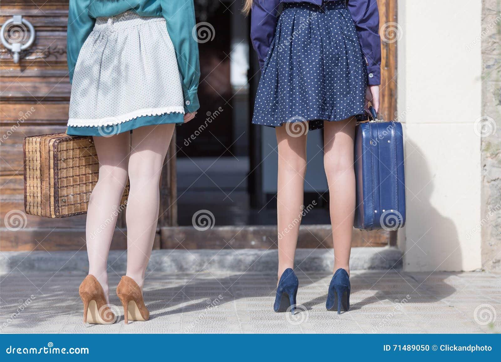 Women On High Heels