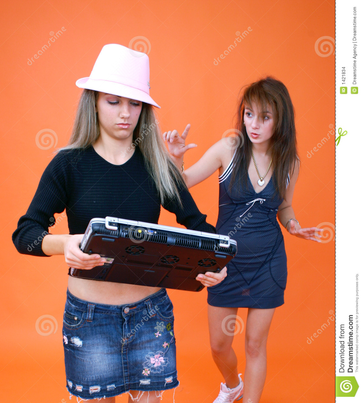 Two Women And A Laptop 3