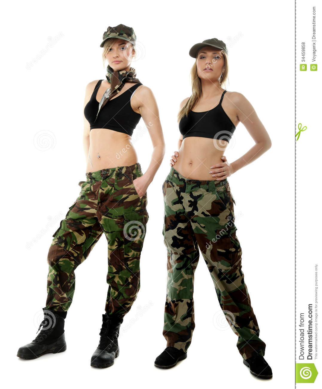 New fashion Brand womens clothing Trousers camouflage pencil pants for women Military uniform Plus size camouflage