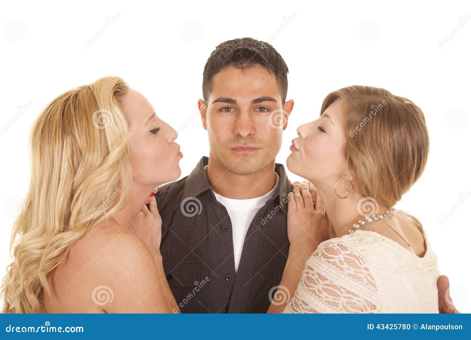 Kennenlernen kuss