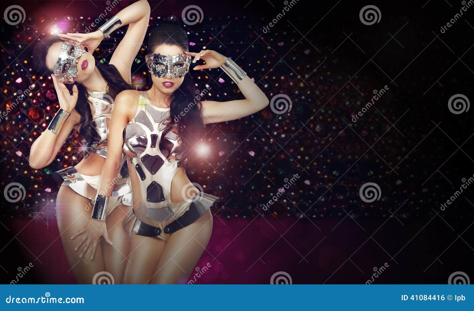 Секс на диско клуб 9 фотография