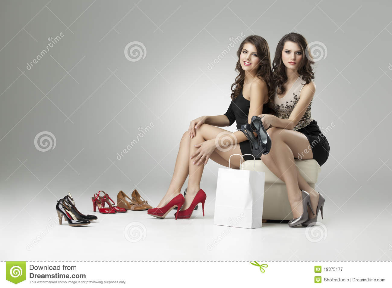 High Heels And Women