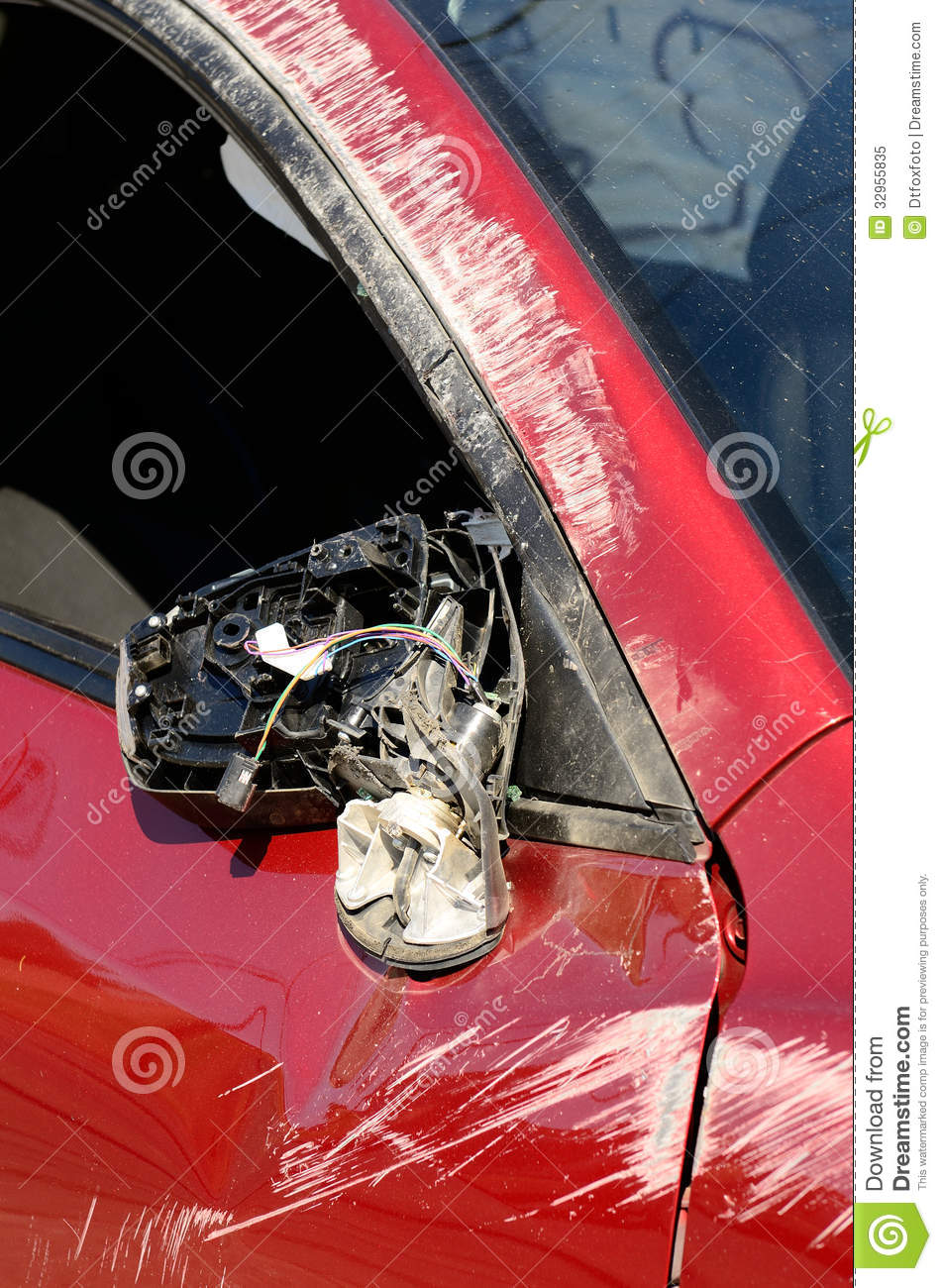 Two Wreck Stock Image Image Of Wreck Collision Smashed