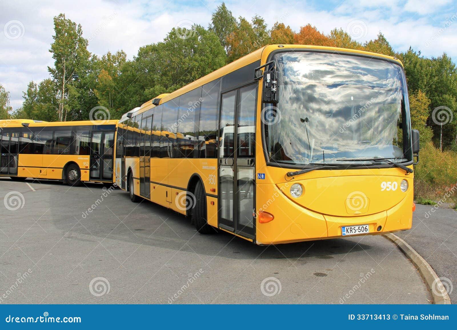 Helsinki Turku Bus
