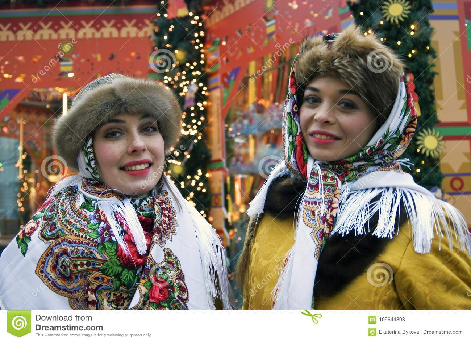 Beautiful ladies russian Beautiful Russian