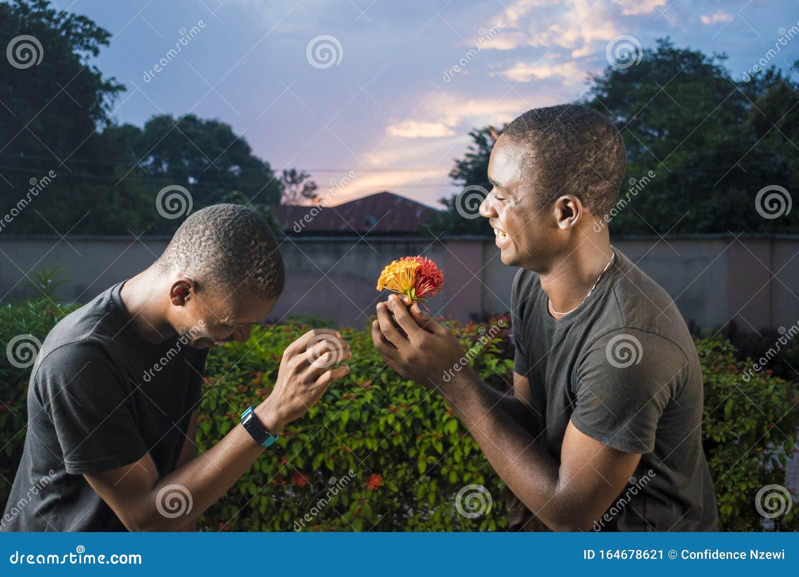 Gay guys nigerian Sambia: Meet