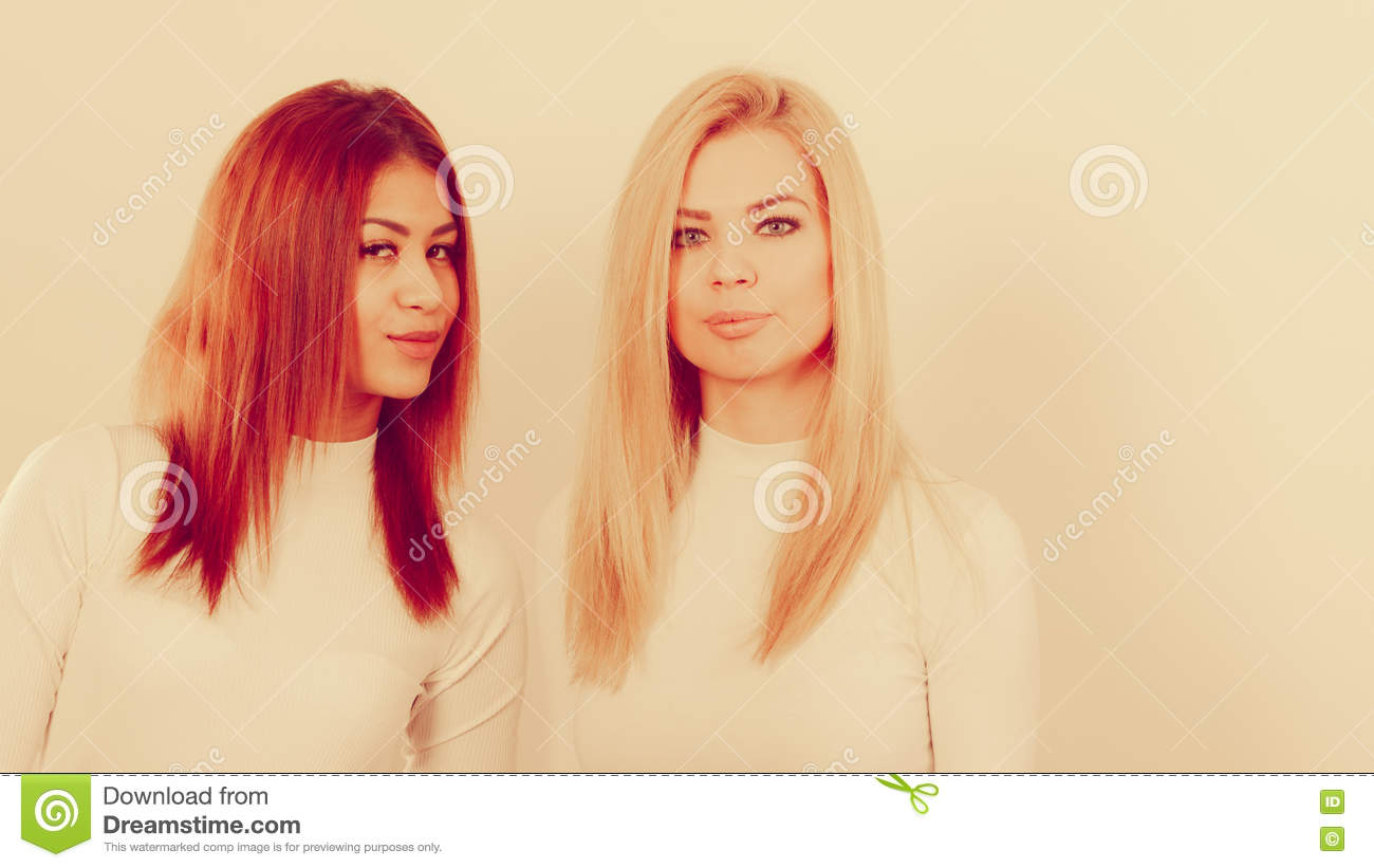 Each know other get to girls Blonde