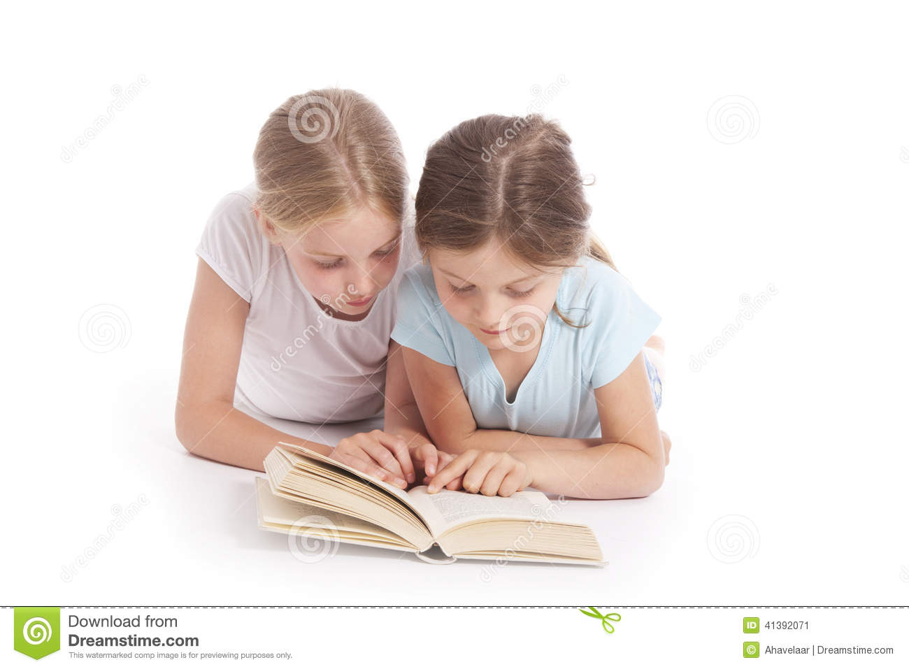 2 girls reading a dirty magazine - 2 5