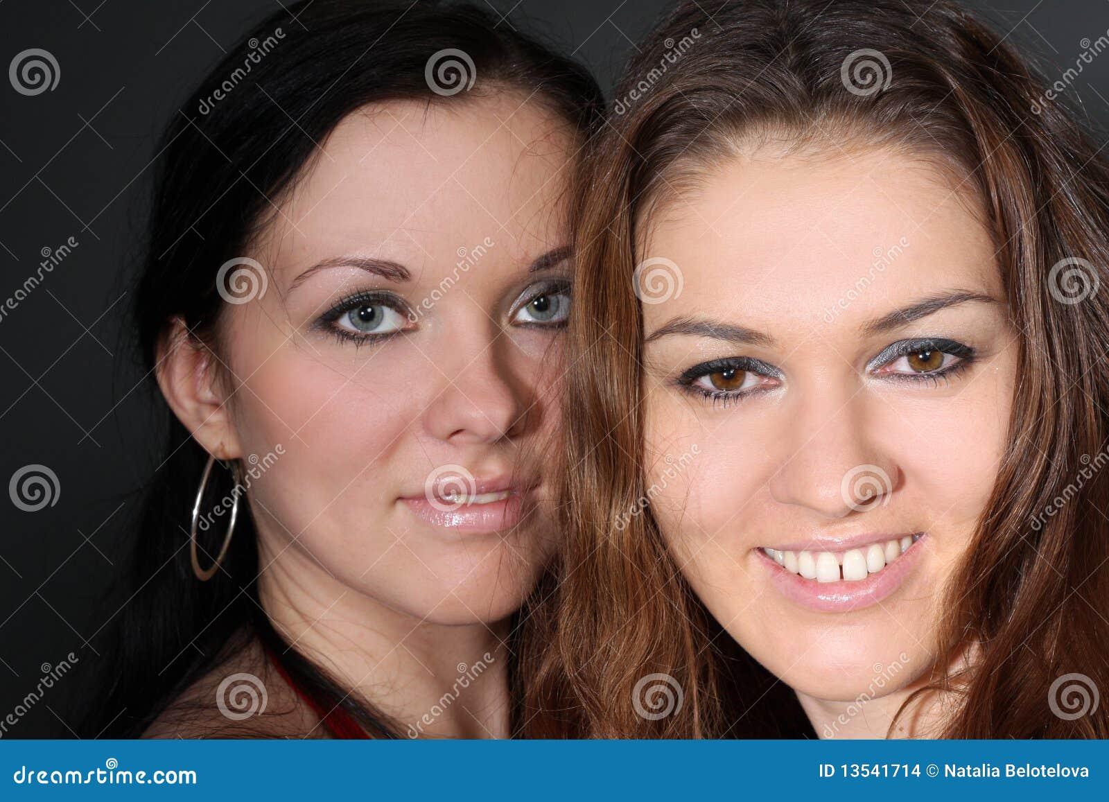 girl lesbian friend