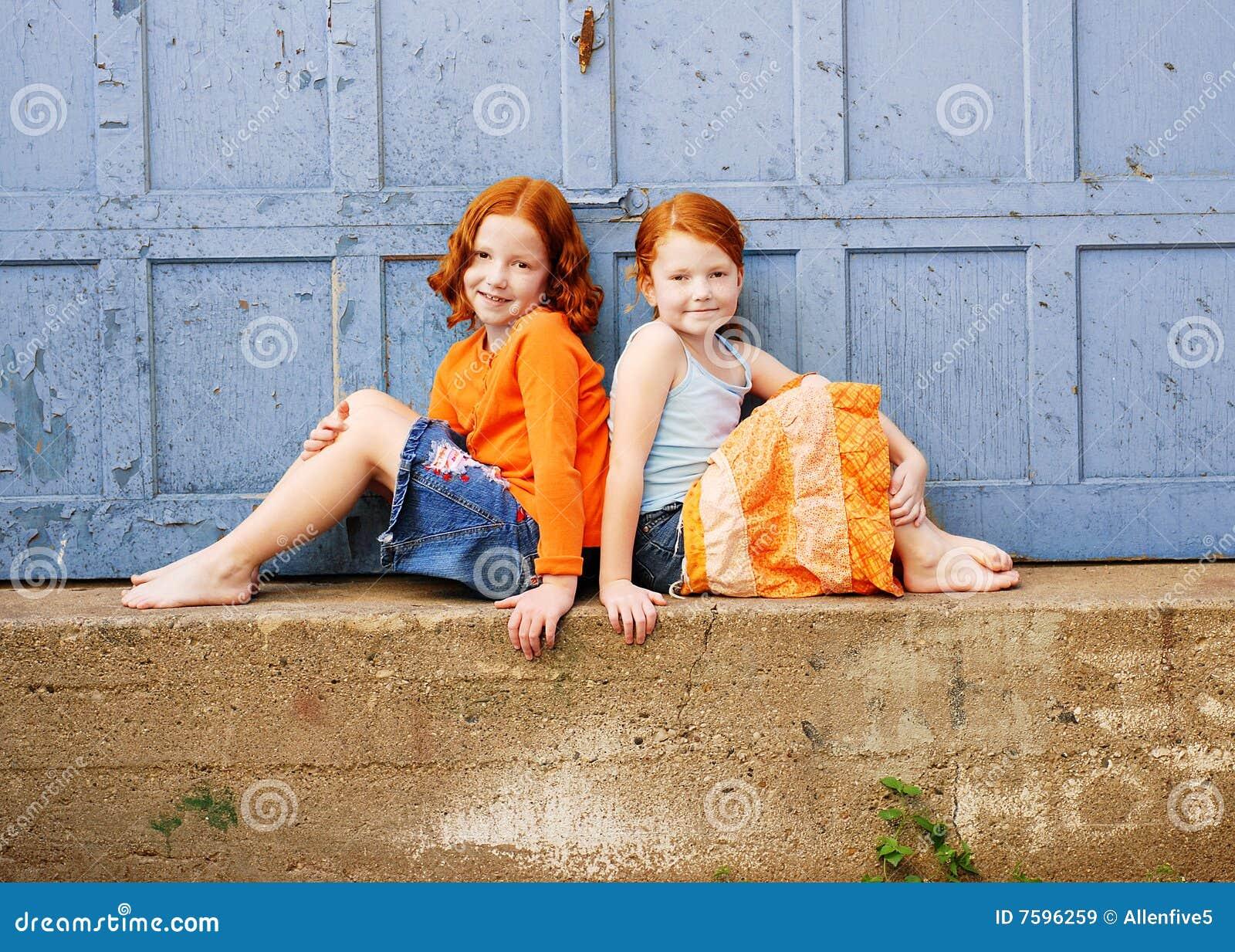Consider, redhead teen sister