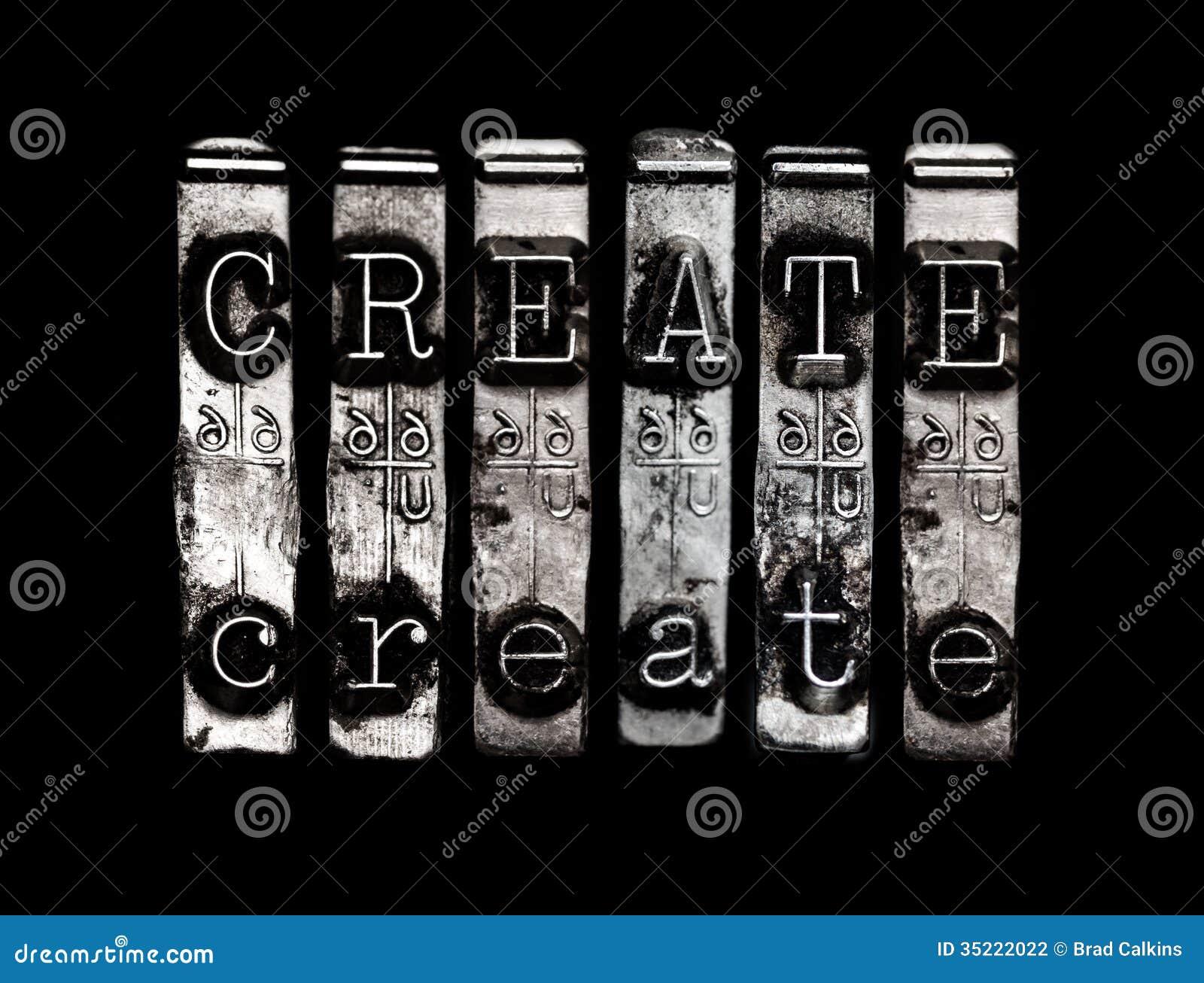 Tworzy lub wynajdowć