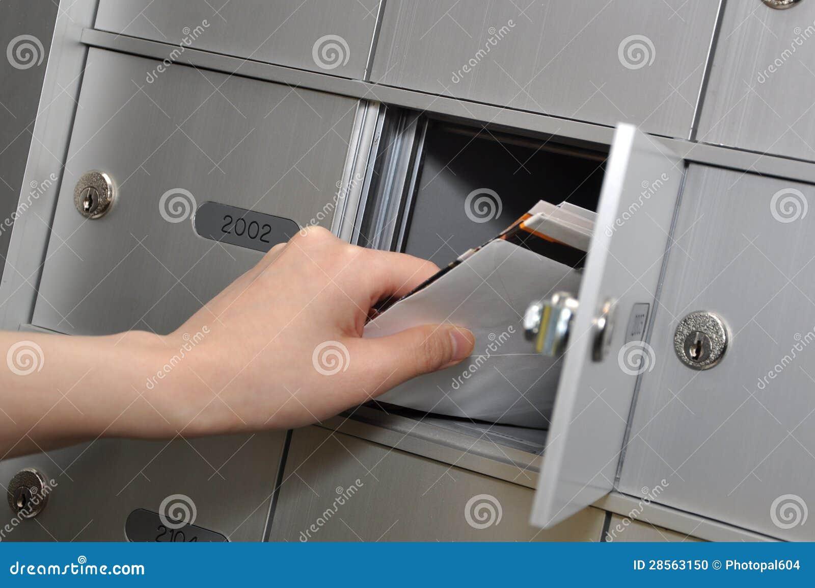 Ty dostać poczta