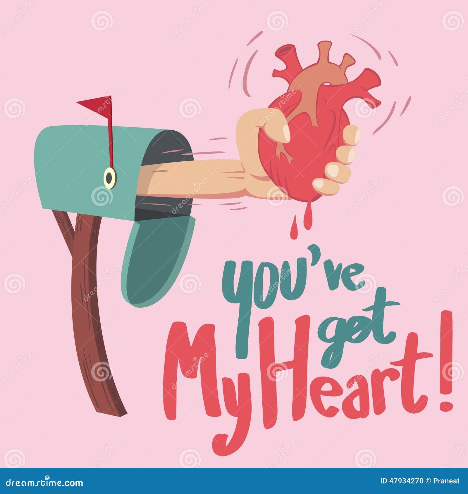 Ty miałeś serce!