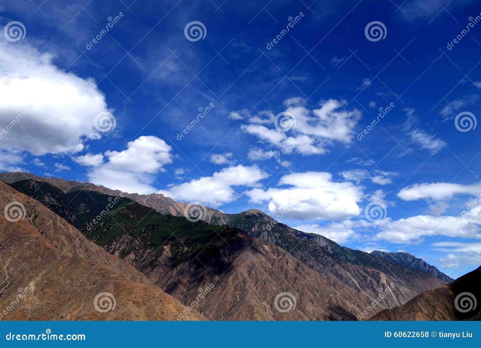 Tybet sceneria
