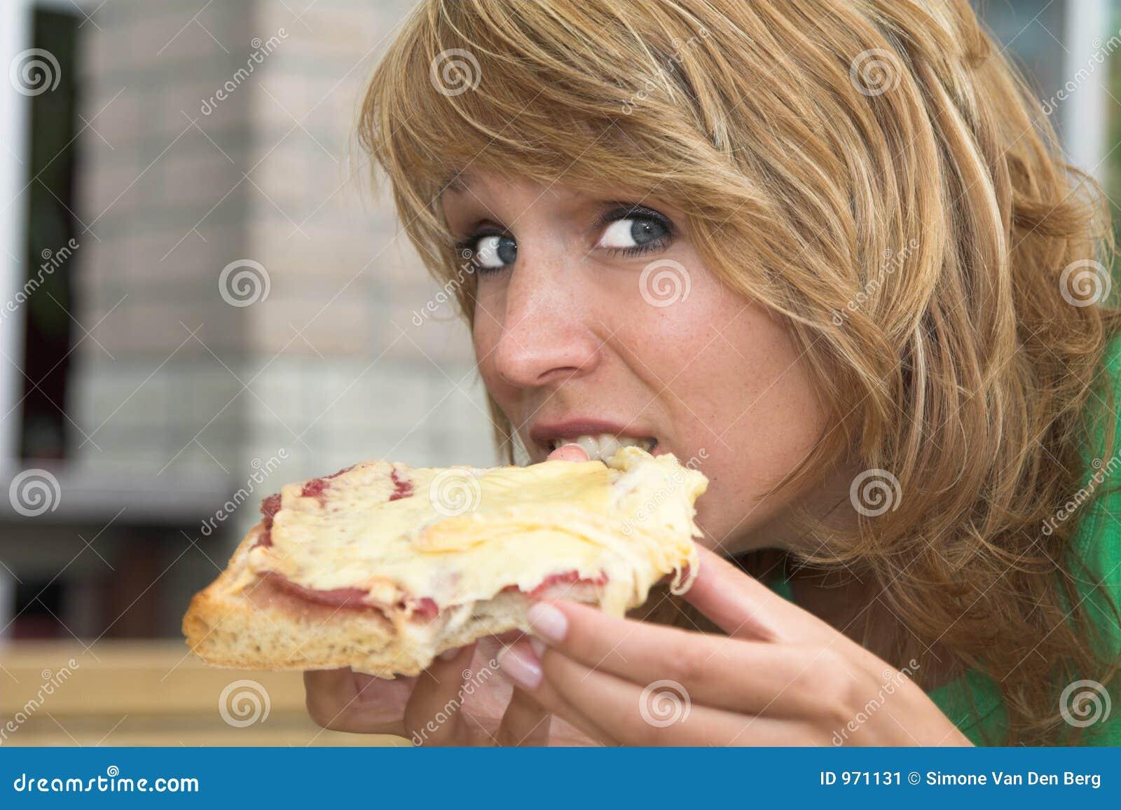 Tycka om henne rostat bröd