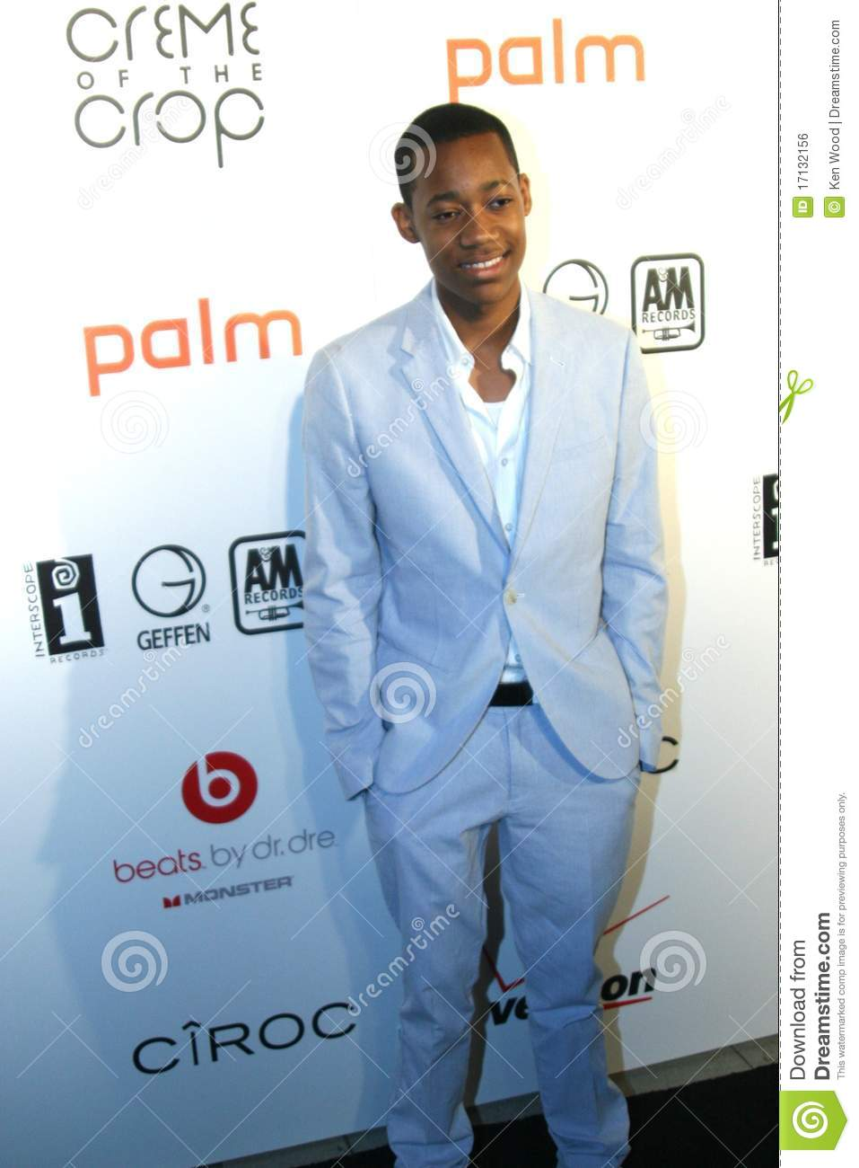 Tyler James Williams #1