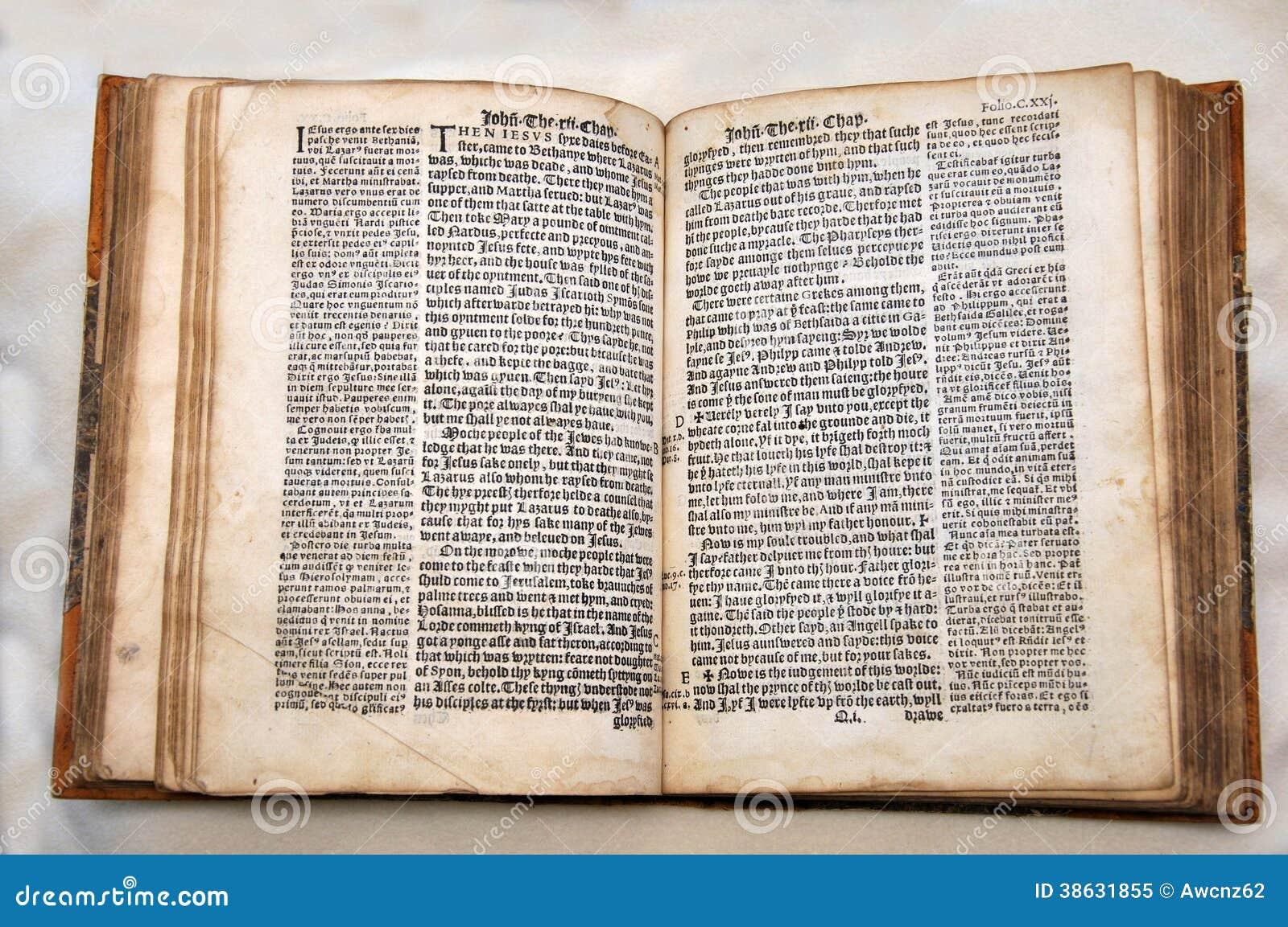 Tyndale, 1538