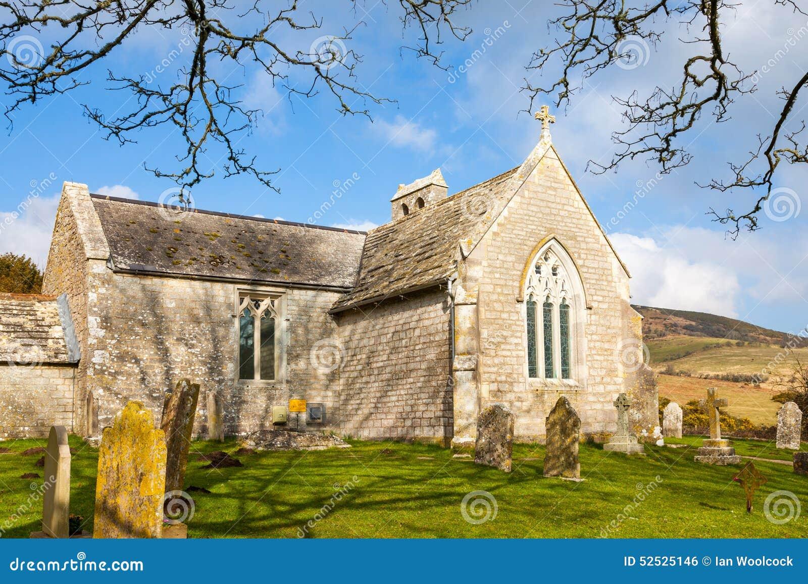 Tyneham Dorset Inghilterra