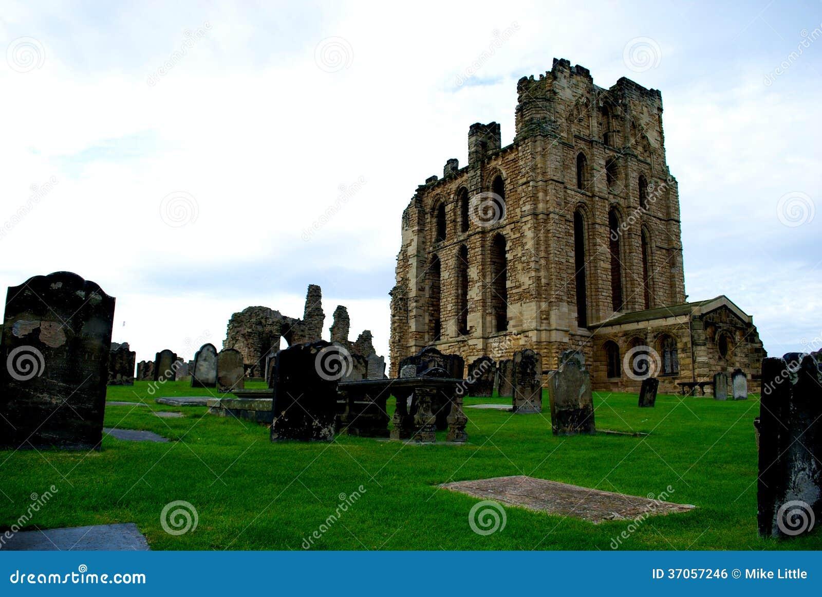 Tynemouth Priory i kasztel