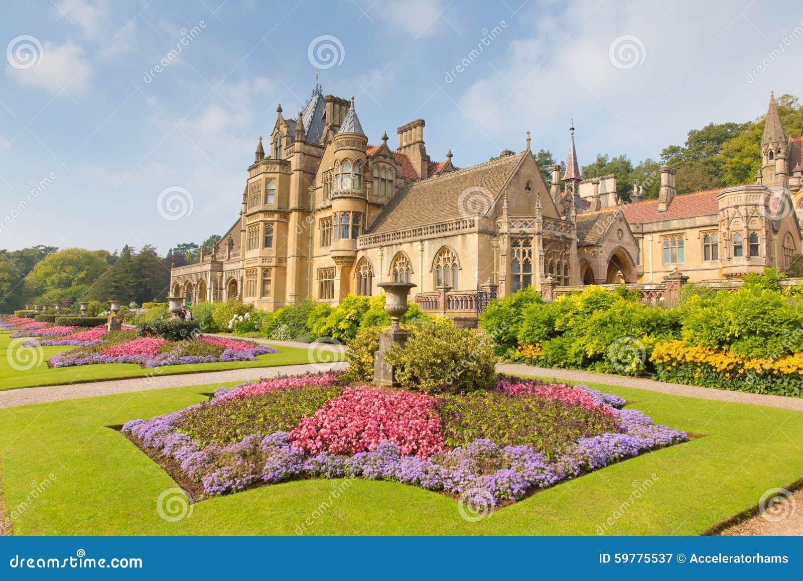 Tyntesfield House Wraxhall North Somerset England Uk