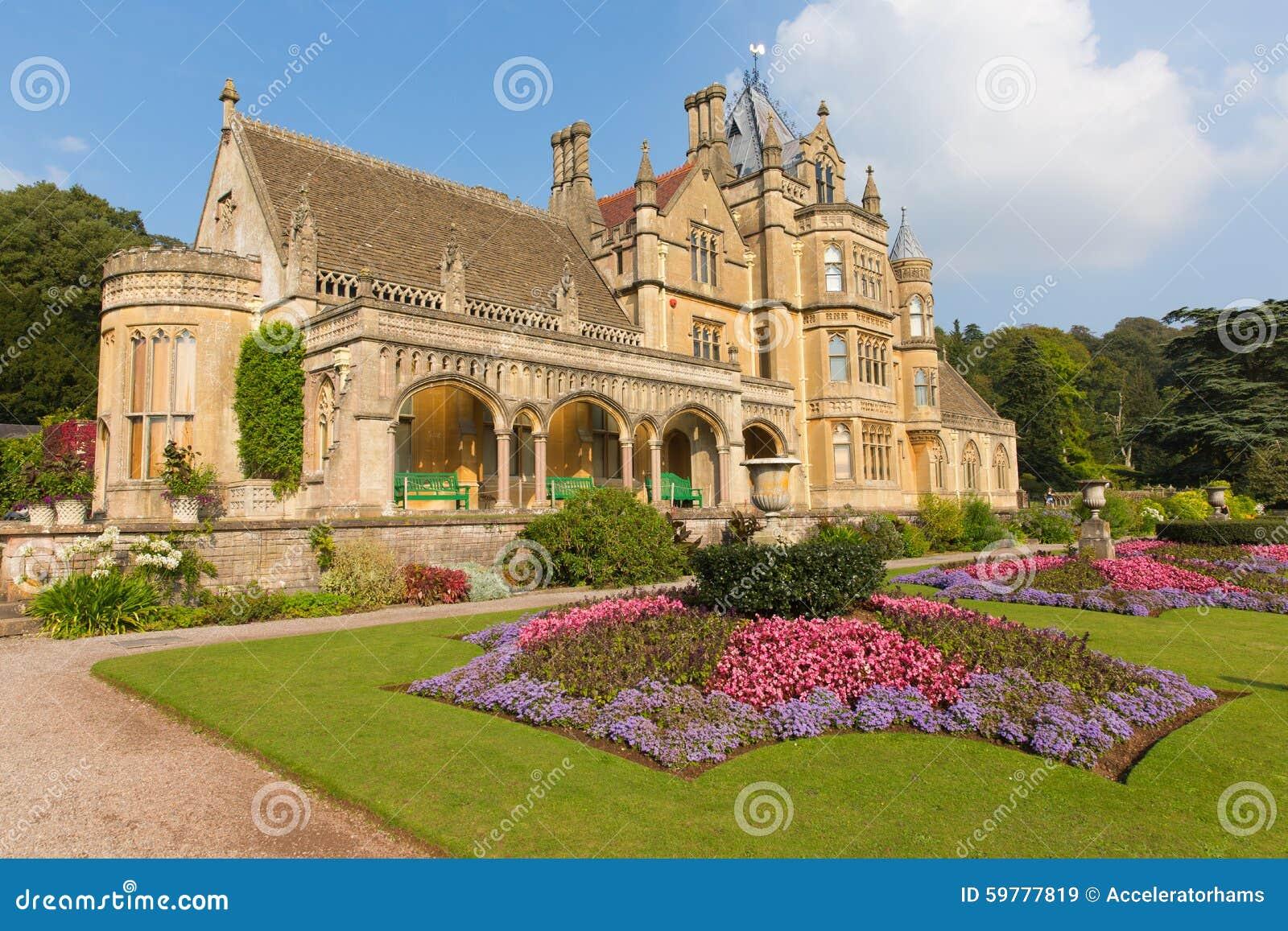 Tyntesfield House Wraxhall North Somerset England UK Victorian