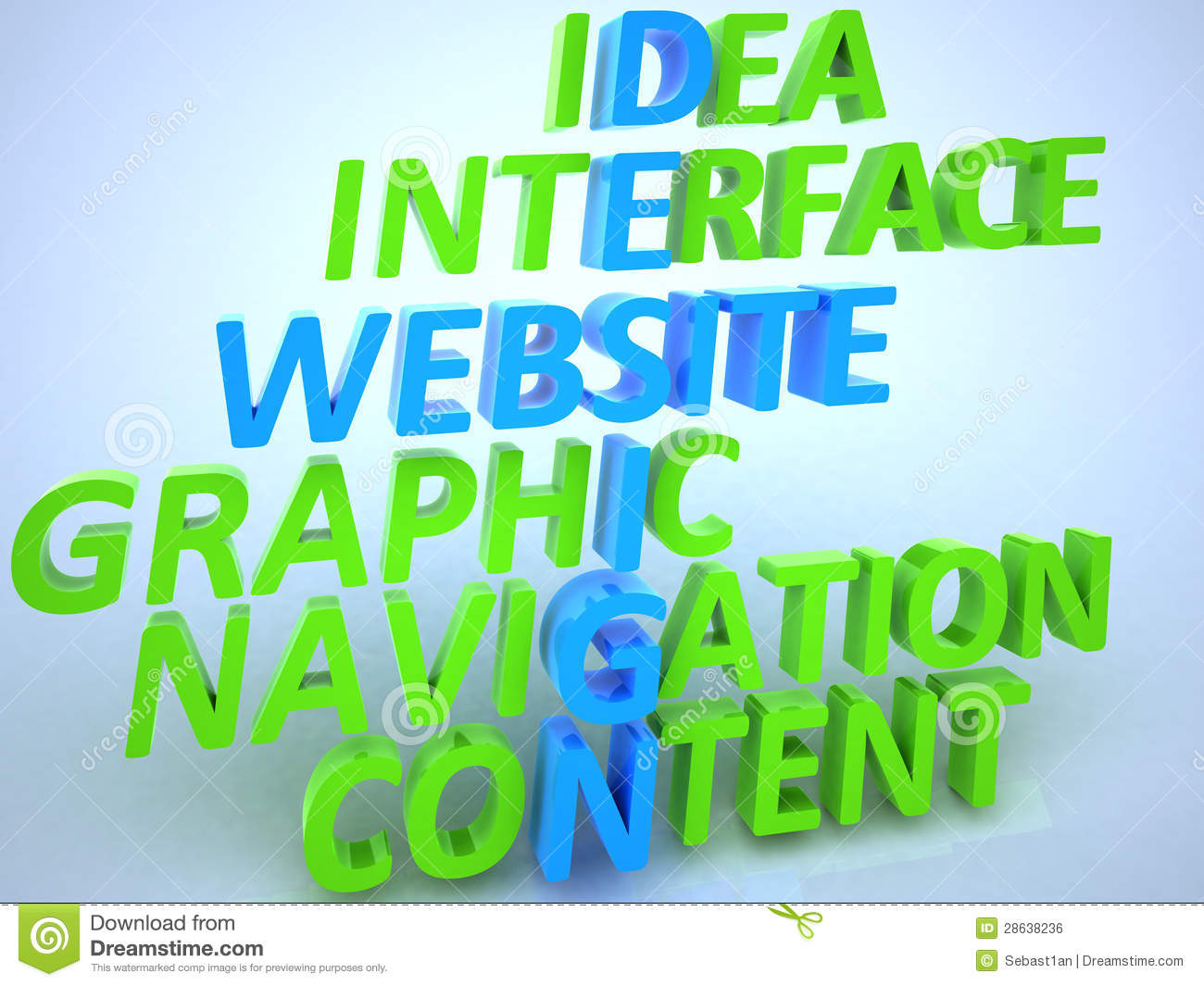 Type de conception de site Web