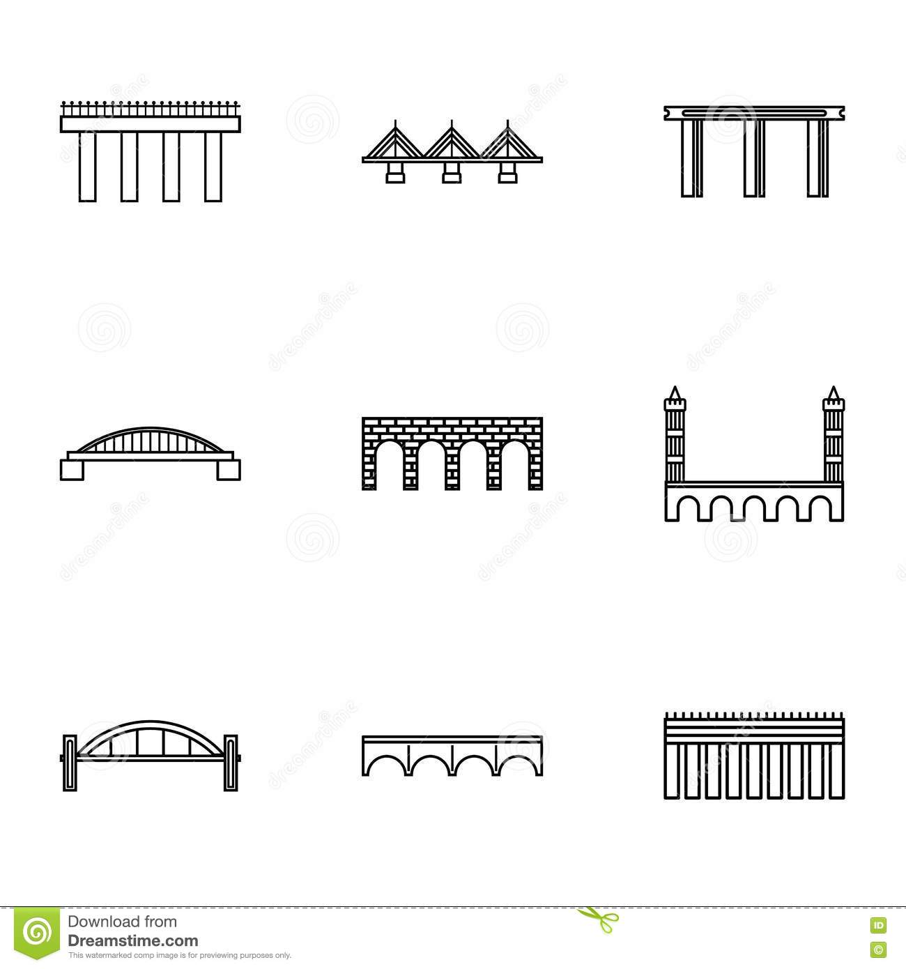 types of bridges