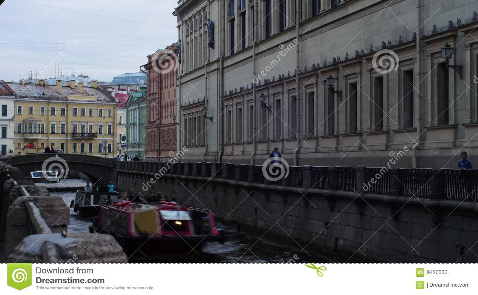 Types Of St  Petersburg Zimnyaya Kanavka, Winter Canal