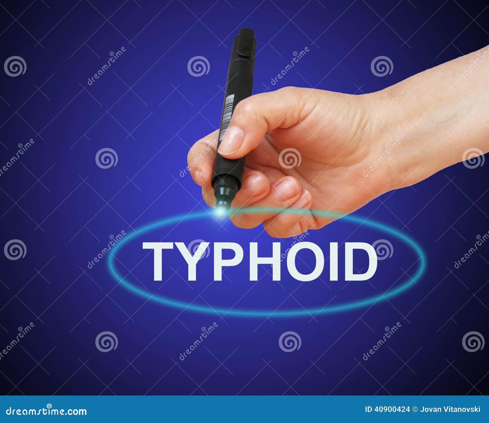 Typhusartig