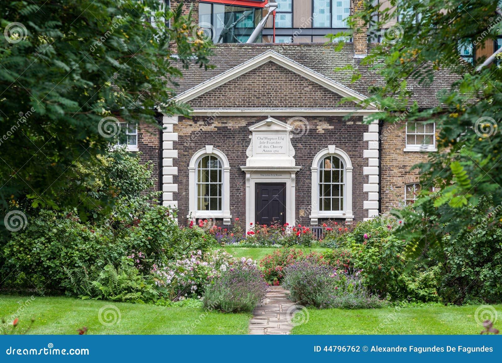 Typical British Brick House London England Editorial