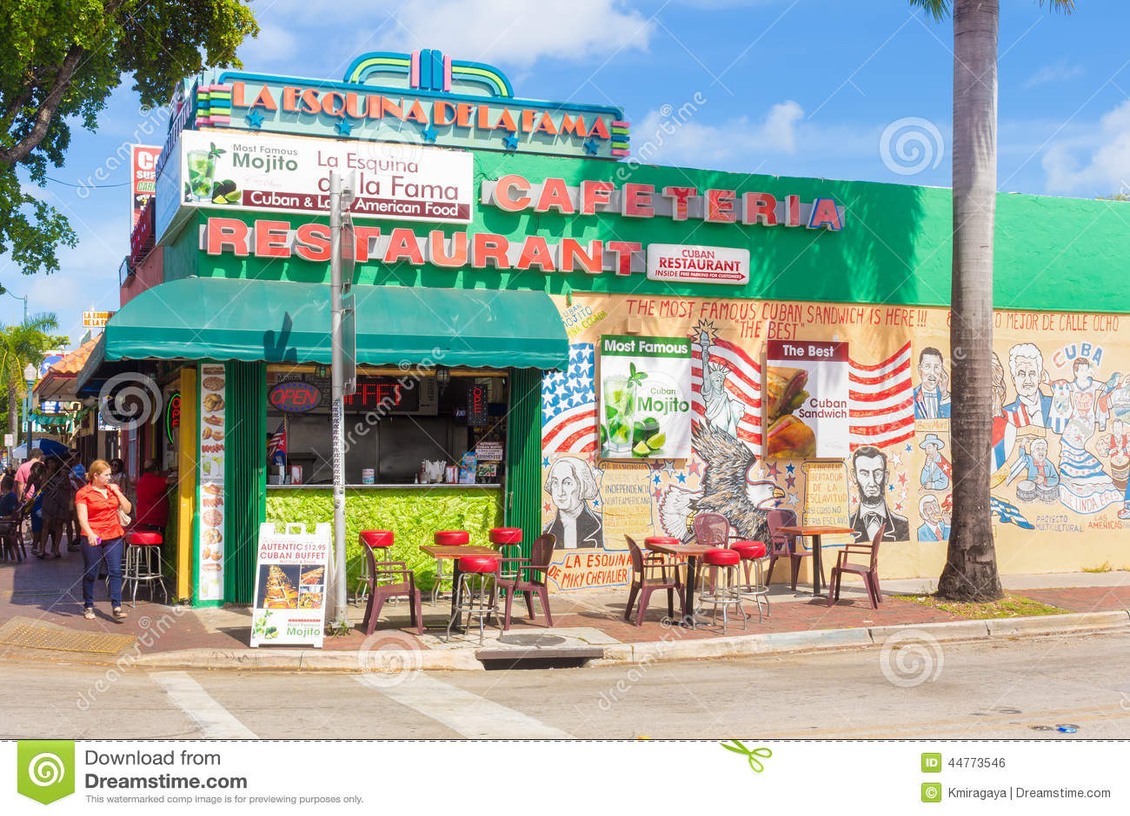 Cuban Food Th Street