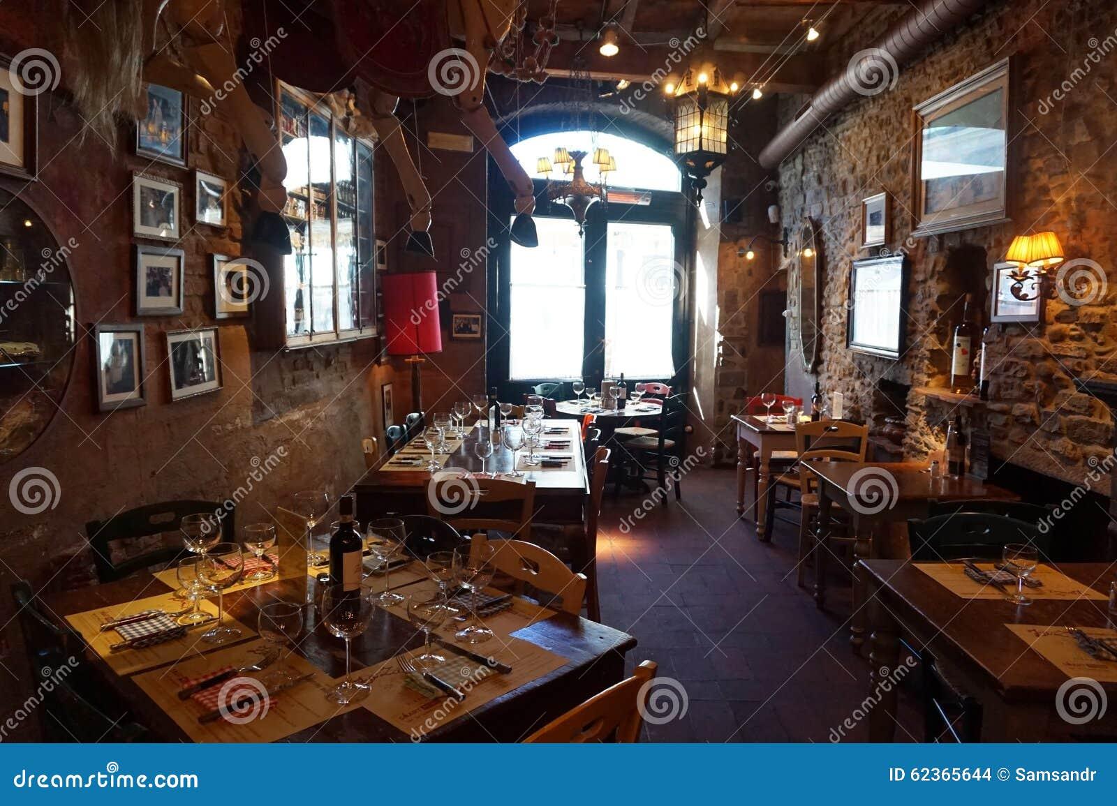 Bakery Cafe Interior Stock Photo Free