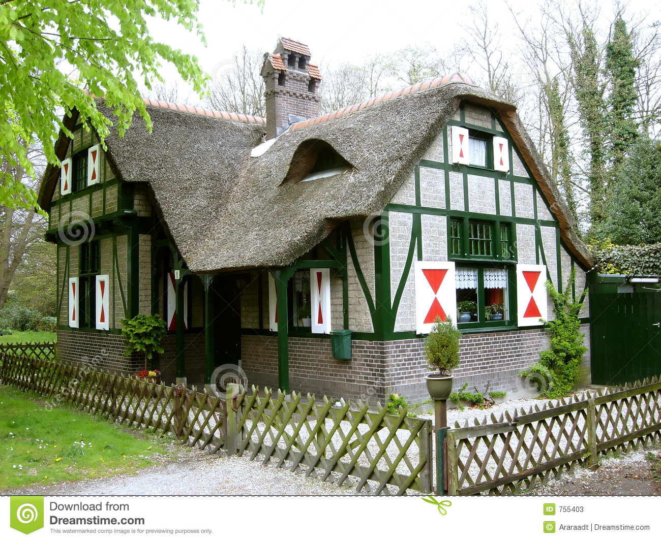 Typical netherlands house stock image image of tight for Farm house netherlands