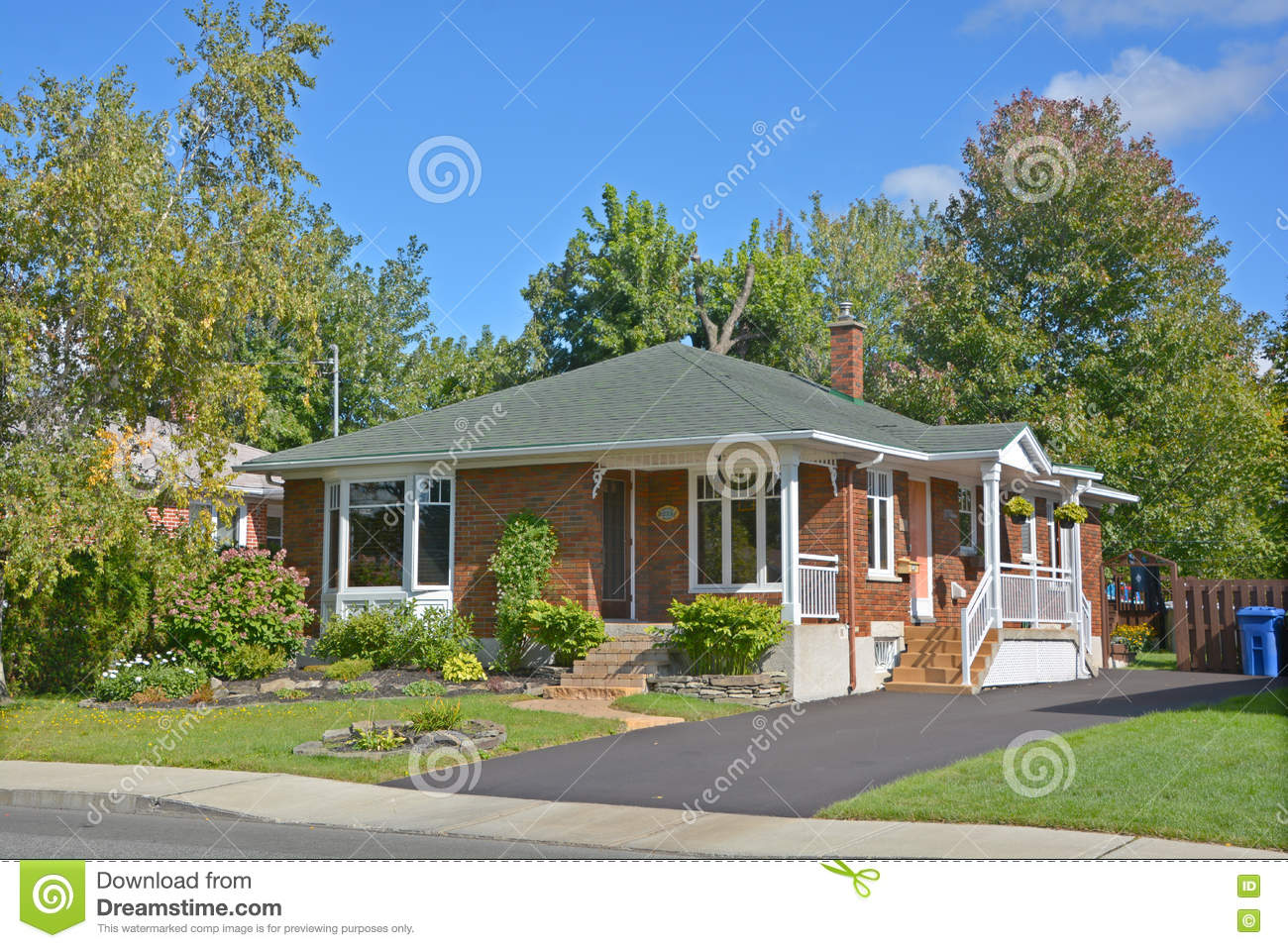 Typical 70s bungalow house editorial image image of for 70s house exterior