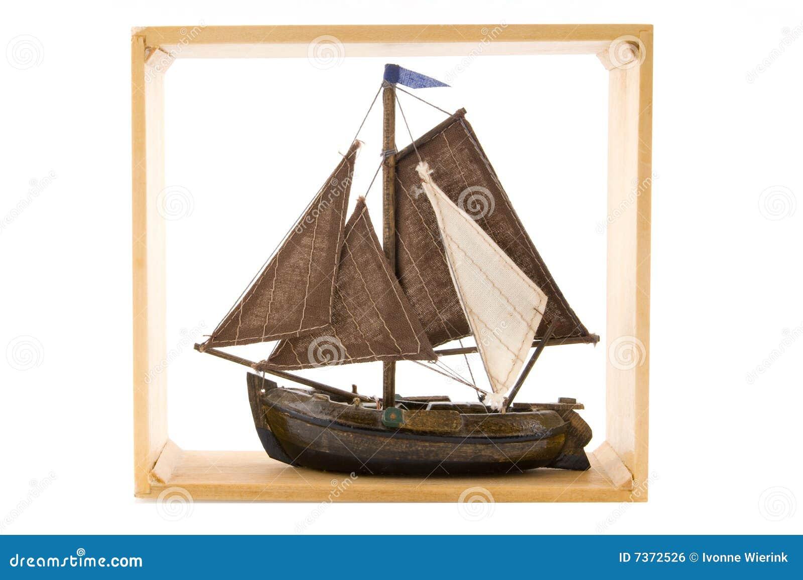 Typisches Holländisches Boot Stockfoto - Bild von segelboot, holland ...