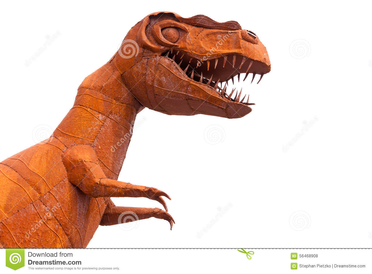 Tyrannus saurus rex dinosaur sculpture stock photo image of download tyrannus saurus rex dinosaur sculpture stock photo image of tyrannus sheet 56468908 thecheapjerseys Image collections
