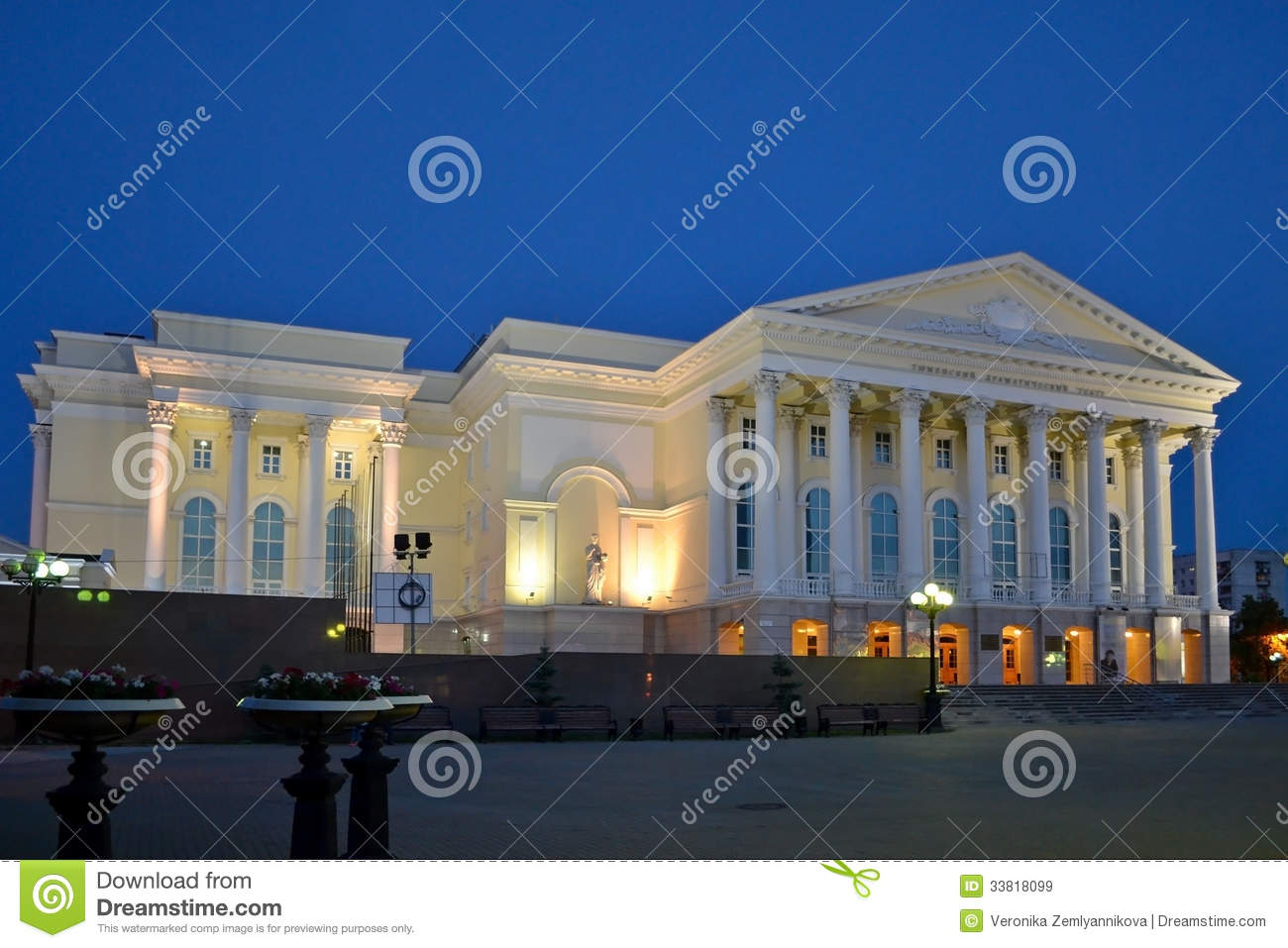 Drama Theater At the Bridge, Perm: description, history, poster, repertoire and reviews 32