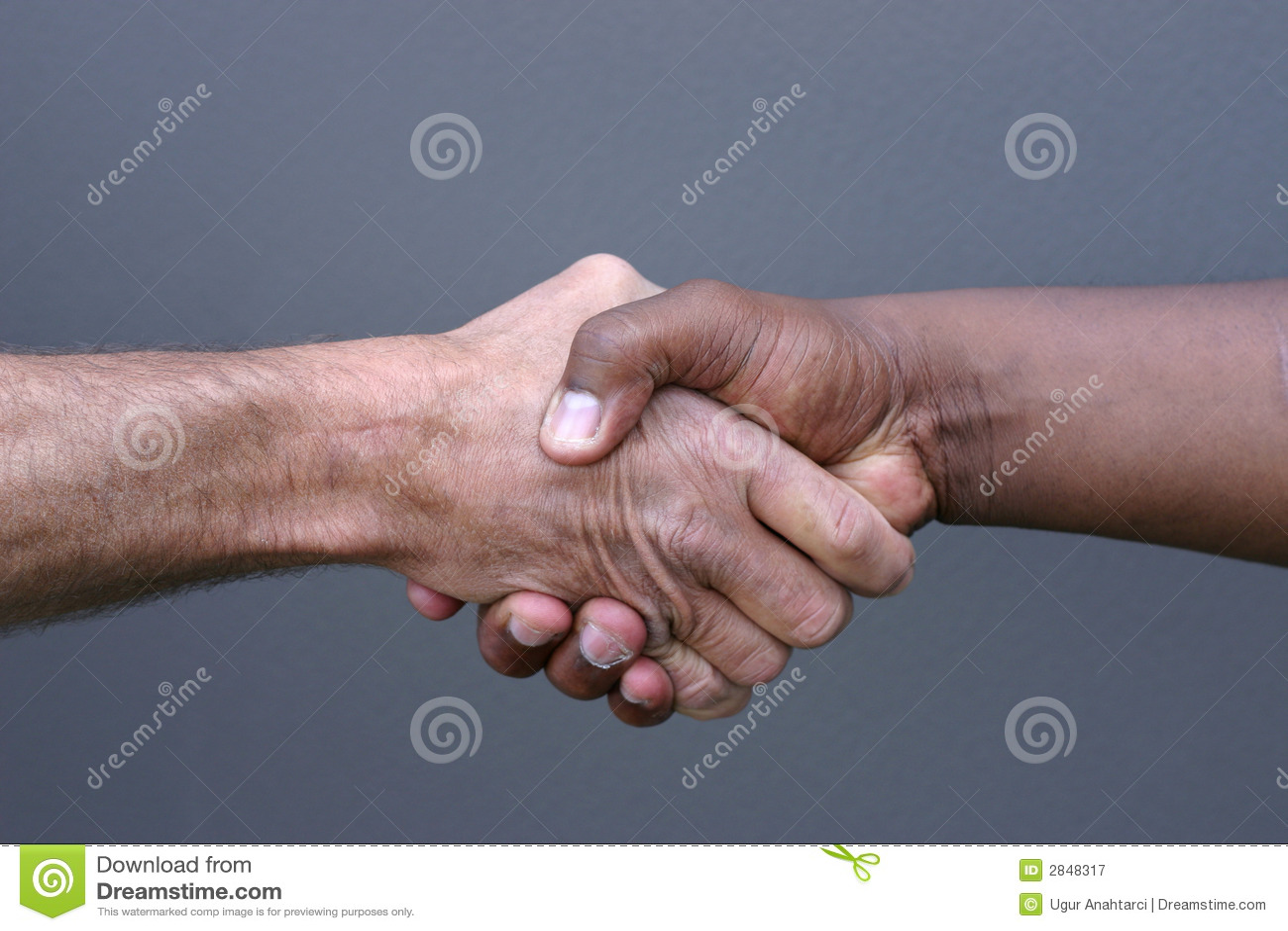Uścisnąć ręki
